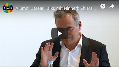 Alumni Video mit Hinnerk Ehlers von FRoSTA