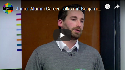 Alumni Video Benjamin Hübner (Continental AG)