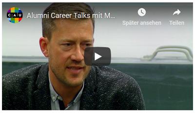 Alumni-Video mit Moritz Klämt, Henkel AG