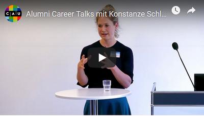 Alumni-Video mit Dr. Konstanze Schlegelberger von Axel Springer
