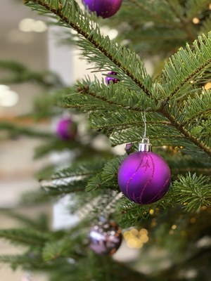 lilac tree ball